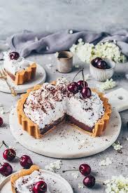 schoko pudding kuchen vegan