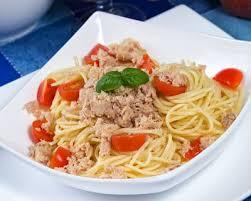 cuisine de a à z minceur recette spaghettis au thon minceur