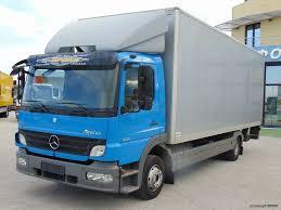 100 Mercedes Box Truck MERCEDESBENZ Atego 924 L EURO 4 Closed Box Trucks For Sale From