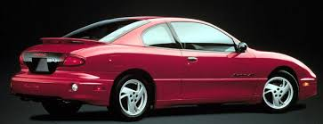 Car Style Critic Pontiac Sunfire Its Name in Lights