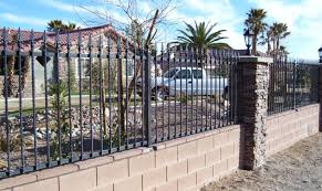 Decorative Garden Fence Posts by Fence Beautiful Garden Fence Metal Backyard Privacy Screens