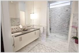 carrara marble subway tile bathroom tiles home decorating