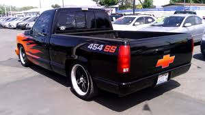 1990 Chevrolet SS 454 Truck - YouTube