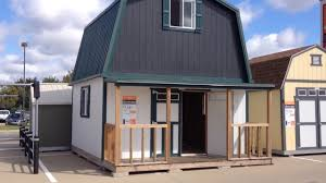 Tuff Shed Home Depot Cabin by Tiny Home Cabin Tuff Shed College Station Texas Youtube