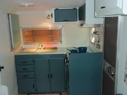 1973 Shasta 1400 New Kitchen