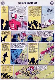 Brave And The Bold 45 Strange Sports Stories 29