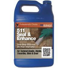 miracle sealants 16 oz seal and enhance 1 step natural stone
