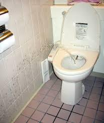 toilets in japan