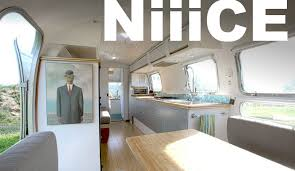 Recycled Hawtness Architects Airstream RV Is A DIY Dream