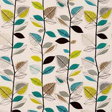 Curtain Fabric John Lewis by Autumn Leaves Curtain Fabric Teal Cheap Printed Curtain Fabric