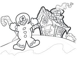 Blank Gingerbread Man Template Elioleracom Coloring Sheet Pages Kids Free Printable Sheets