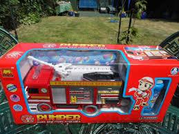 Firefighter Auto Truck With Blowout Bubble - FREE SHIPPING – The ...