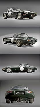Jaguar E Type Fastback