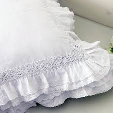 Lace Love Ruffle Cushion Cover, White Vintage Upcycled Velvet Ruffled Cushion And Pad Embellished Glam Cover Elegantly Twee Boudoir Wcrystal Buckle Linen Covers Cushions Ding Room Chair Pads With Ties Ding Room Chair Slipcovers The Slipcover Maker From Shower Curtain To French Country Kitchen Pads Video Photos Rectangle Pillow Covercushion How Select Seat For Chairs Overstockcom Cover Gathered Ruffles With Ballerina Sash Lace Love Ruffle White Ethic Cotton Blending Handmade Decorative Large Patio Porch Minggame001 1663 Delightful Teal Slipcovers
