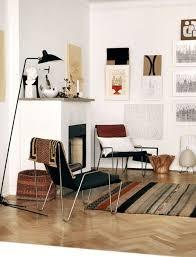 Artistic Apartment Of Swedish Fashion Designer