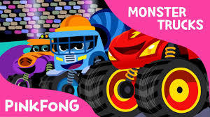 100 Monster Truck Race S Pinkfong Songs For Children