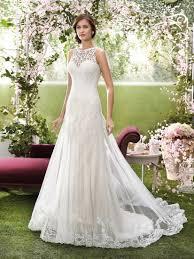 2016 designer wedding dresses by novia d u0027art high neck appliqued