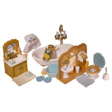 Calico Critters Master Bathroom Set by Myshop