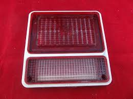 1970-1978 Chevrolet GMC Van Tail Light Lens OEM 59625602 | All My ... 66 Chevy C10 To 78 Front Suspension Swap Youtube 1978 Chevrolet Truck Parts Steering Power System 31978 Trucks Gmc Manuals Cd Detroit Iron Intertional Truck Colors Color Charts Old Intertional Nos 1984 Chevy P30 Step Van Wiring Diagram Online Harness Touch Diagrams Pickup Shaft Oem Aftermarket Book Light Duty Ck The Part Guy Heater Ac Controls Professional Choice Djm Suspension Big Ten