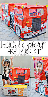 Build And Play | Fire Truck Kit - Brie Brie Blooms How To Build Lego Fire Truck Creator 6911 Youtube Food Truck Builder M Design Burns Smallbusiness Owners Nationwide Home Wooden Fire Truck Bed Plans Download Folding Shelves Eone Emergency Vehicles And Rescue Trucks To A Small Simple Moc 4k The American Creations 2015 New Cove Creek Department Safe Industries Fes Equipment Services