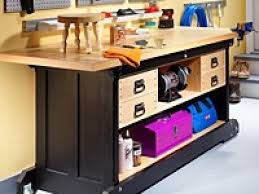 Woodwork Workbench Plans With Wheels Pdf