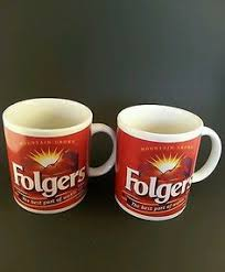 Folgers Coffee Cup 2 The Best Part Of Waking Up