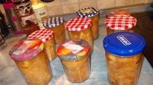 apfelkuchen im glas backen