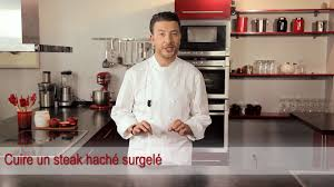 comment cuisiner un steak haché comment cuire un steak haché surgelé cuisiner la viande les