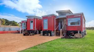 100 Shipping Container Guest House Flophouse Hotel United States
