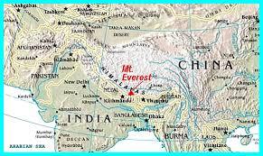mountain ranges of himalayas himalayas learning team 1 1