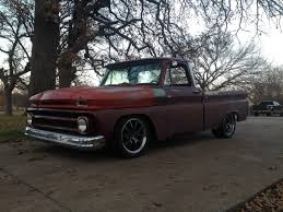 100 1965 Chevy Stepside Truck Chevrolet C10 SWB Custom Cab Fuel Injected 53 4l60e