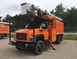 100 Bucket Trucks For Sale In Pa Smock PA Altec LRV55 Over Auctions Online Proxibid