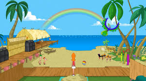 Image - Backyard Beach Revealed.jpg | Phineas And Ferb Wiki ... Image Backyard Beach Revealedjpg Phineas And Ferb Wiki Beach Youtube Mini Ideas Home Design Decor Theme Of Oceanfrontbest Beach Complete Privacy Amazing Transformation Hayneedle Blog A Party Backyards Trendy 1000 About On Pnic By Celebrate Detail On The Littles Me Fding The In Your Own College Magazine Exteriors Marvelous By