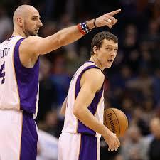 Maciej Lampe Nba Stats by Phoenix Suns Around The World Bleacher Report