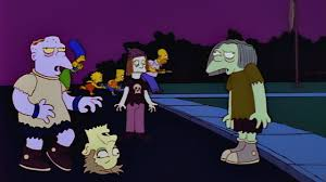 Lloyd Banks Halloween Havoc 2 Wiki by Review The Simpsons U2013 Treehouse Of Horror 1 5 Kevinfoyle