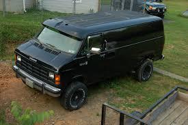87 Dodge Quigley 4x4 Van