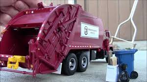 100 First Gear Garbage Truck 134 Scale Custom Mack R Series W
