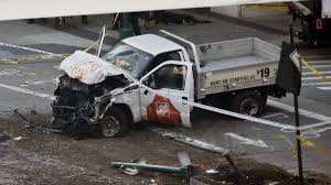 Eight Killed As Truck Slams Into Pedestrians In Downtown New York ...
