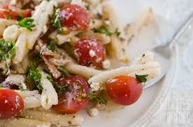 salade de pâtes facile recettes du québec