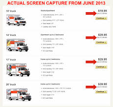 100 Renting A Uhaul Truck How Much Does It Cost To Rent A Uhaul Truck And Trailer