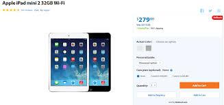 Walmart rolls back prices on Apple iPhone 5s and Apple iPad mini 2