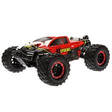 100 Brushless Rc Truck Force RC Epidemic RTR 18 Monster VIDEO
