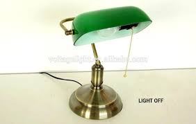 Green Bankers Lamp Shade Replacement by Table Lamp Clift Glass Table Lamp Base Green Shade Replacement