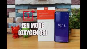 100 Zen Mode On OnePlus 7 Pro Oxygen OS How To Use It