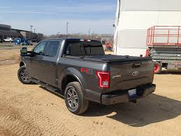 An Aluminum Tonneau Cover On A Ford F150 | Hank B. Of MI Sho… | Flickr