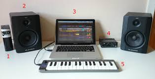 How To Setup Home Recording Studio With Low Budget