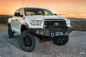 100 Toyota Truck Bumpers 2010 TOYOTA TUNDRA Magnum RT Series Heavy Duty Front Bumper