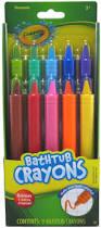 Crayola Bathtub Fingerpaint Soap By Play Visions by Crayola Bathtub Crayons 9 Count Walmart Com