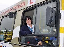 Meet Yellow Buses' First Female Driving Instructor | Bournemouth Echo Women Truckers Network Replay Archives Real In Trucking Meet The Truckdriving Mom In A Business With Hardly Any Road To Zero Coalition Charts Ambitious Goal Reduce Traffic Posts By Rowan Van Tonder Transcourt Inc Industry Faces Labour Shortage As It Struggles Attract Nicole Johnson Monster Truck Driver Wikipedia Female Waiting For Loading Stock Photo Katy89 Driver Receives New Accidentfree Record Truck Using Radio Cab Closeup Getty Harassment Drivers Face And Tg Stegall Co Plenty Of Opportunity