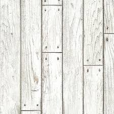 White Wood Panel Wallpaper Prepasted Rustic Wall Sticker Contact Paper Sheets Item Number 182005521509